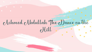 Achmed Abdullah The Dance on the Hill
