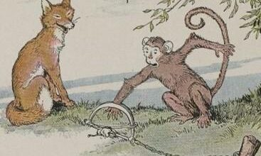 The Fox And The Monkey