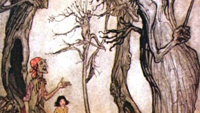 The Trees and the Axe
