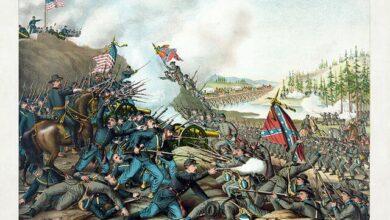 Battle of Franklin, November 30, 1864