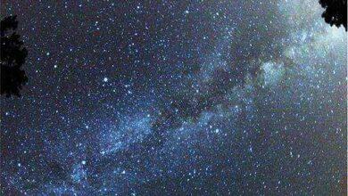 Brocken Inaglory, Perseid meteor shower, 2007