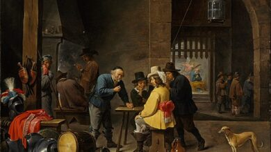 David Teniers the Younger, Deliverance of Saint Peter, 1649