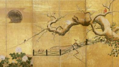 Drinking Alone in the Moonlight by Li Bai