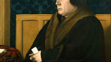 Hans Holbein, Portrait of Thomas Cromwell, 1532