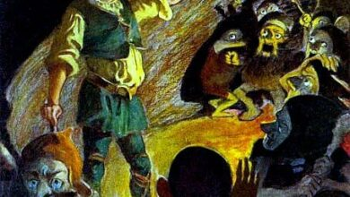 Jessie Wilcox Smith, The Princess and the Goblin, 1920