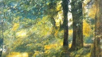 Mansel Lewis, In The Woods