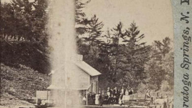McDonnald and Sterry, Saratoga Springs, 1870s