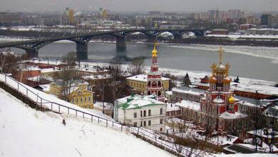 Nizhny Novgorod, Kanavinsky Bridge, 2007