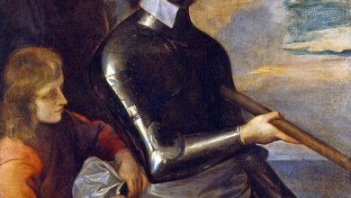 Robert Walker, Portrait of Oliver Cromwell, 1649