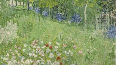 Vincent van Gogh, Daubigny's Garden, 1890