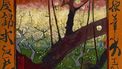 Vincent van Gogh, Flowering Plum Tree, 1887