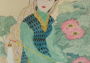 Li Bai - The River Merchant's Wife