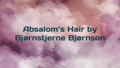 Absalom's Hair by Bjørnstjerne Bjørnson
