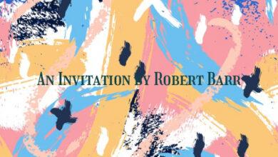 An Invitation by Robert Barr