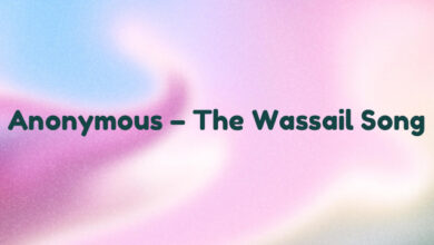 Anonymous – The Wassail Song
