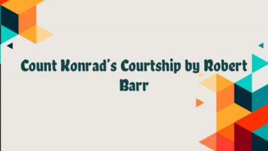 Count Konrad's Courtship by Robert Barr