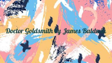 Doctor Goldsmith by James Baldwin