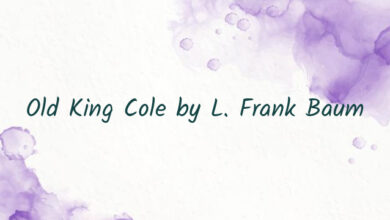 Old King Cole by L. Frank Baum