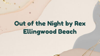 Out of the Night by Rex Ellingwood Beach
