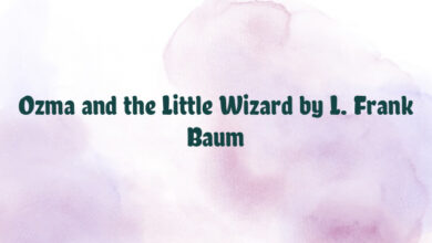 Ozma and the Little Wizard by L. Frank Baum