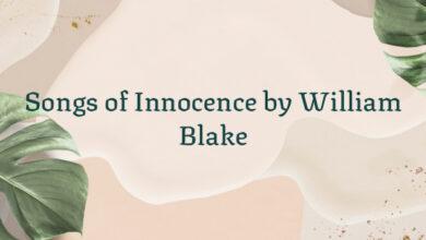 Songs of Innocence by William Blake