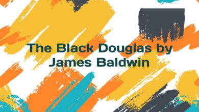 The Black Douglas by James Baldwin