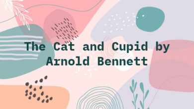 The Cat and Cupid by Arnold Bennett