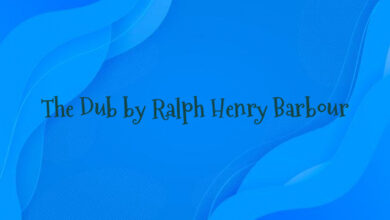 The Dub by Ralph Henry Barbour