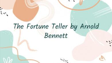 The Fortune Teller by Arnold Bennett