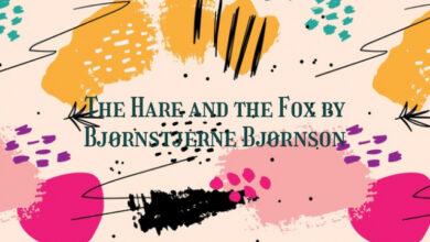 The Hare and the Fox by Bjørnstjerne Bjørnson