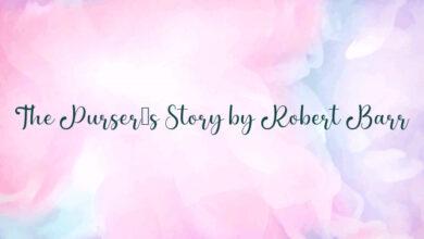 The Purser's Story by Robert Barr