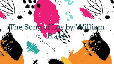 The Song of Los by William Blake