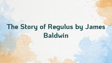 The Story of Regulus by James Baldwin