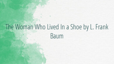 The Woman Who Lived In a Shoe by L. Frank Baum