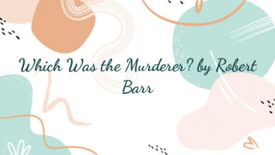 Which Was the Murderer? by Robert Barr
