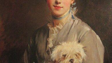 Madeleine Lemaire, Colette Dumas, 19th century