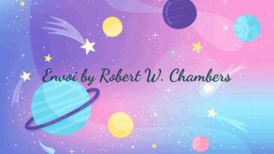 Envoi by Robert W. Chambers