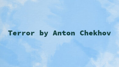 Terror by Anton Chekhov