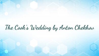 The Cook's Wedding by Anton Chekhov