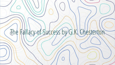 The Fallacy of Success by G.K. Chesterton