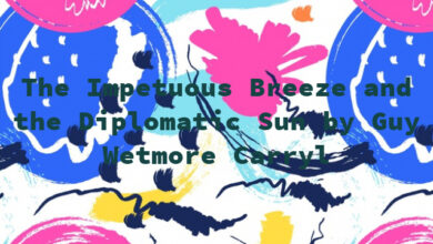The Impetuous Breeze and the Diplomatic Sun by Guy Wetmore Carryl