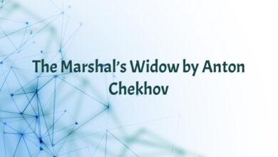 The Marshal's Widow by Anton Chekhov