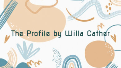 The Profile by Willa Cather