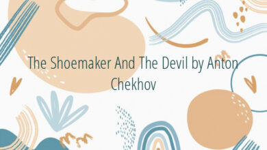 The Shoemaker And The Devil by Anton Chekhov
