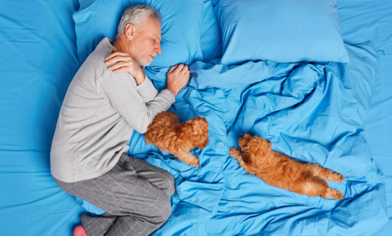 HOW TO GET A GOOD NIGHT SLEEP WHEN STRESSED