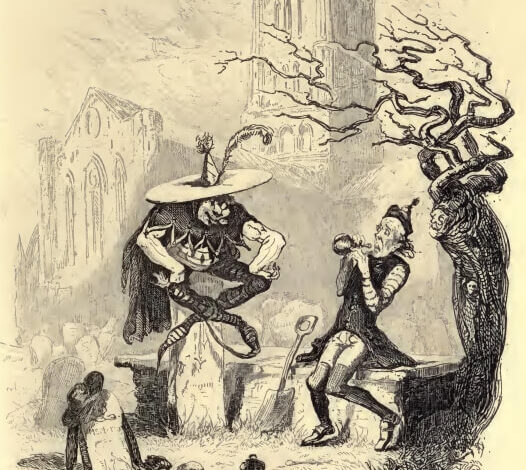 """Hablot Knight Browne, illustrator for """"The Pickwick Papers"""" 1837"""