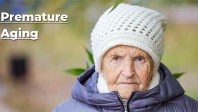 PREMATURE AGING- SIGNS, CAUSES, AND HOW TO REDUCE PREMATURE SKIN AGING
