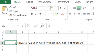 The Excel IF Function Explained