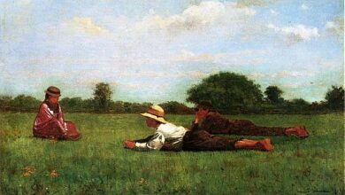 Winslow Homer, Enchanted, 1876
