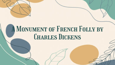 A Monument of French Folly by Charles Dickens